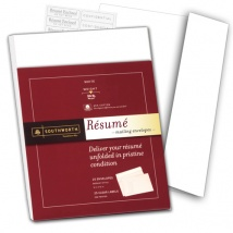 Beautiful Resume 9 X 12 Envelopes  Southworth Resume Paper