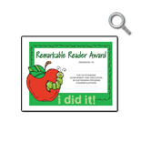 Remarkable Reader Award
