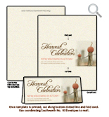 Harvest Celebration Card