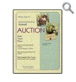 Auction Fundraiser
