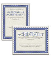 Southworth Traditional Pre Printed Certificates