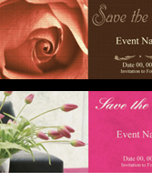 Templates Specialty Save The Date