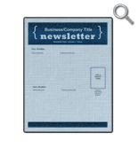 Traditional Newsletter 3