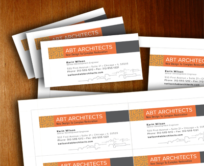 Southworth Business Cards